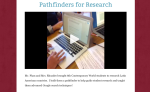Pathfinders for Research