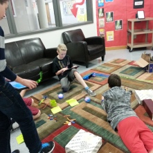 Maker Monday Obstacle Course