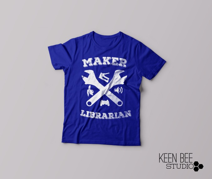 MakerLibrarian by Keen Bee Studios