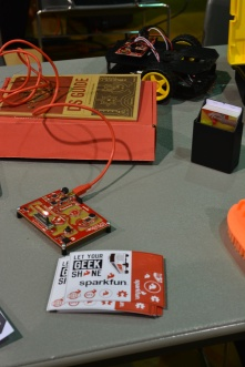 Digital Sandbox on display