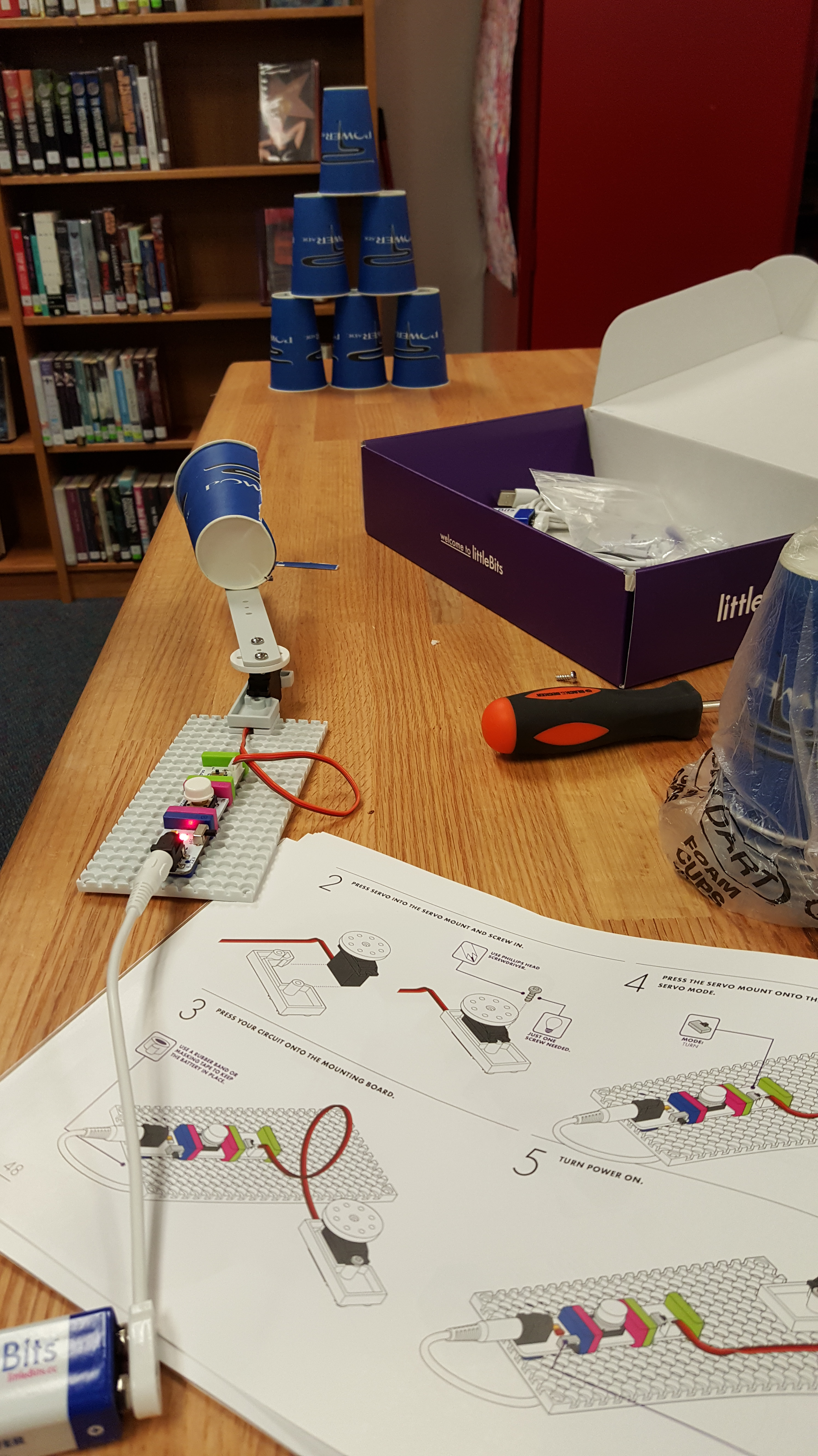 What Age Is Best Littlebits Student Steam Set Review Part Ii Circuit Board Pen Kit Earlier This Week I Posted My Of The New And Ive Already Had A Few Pertinent Questions Love Bits In