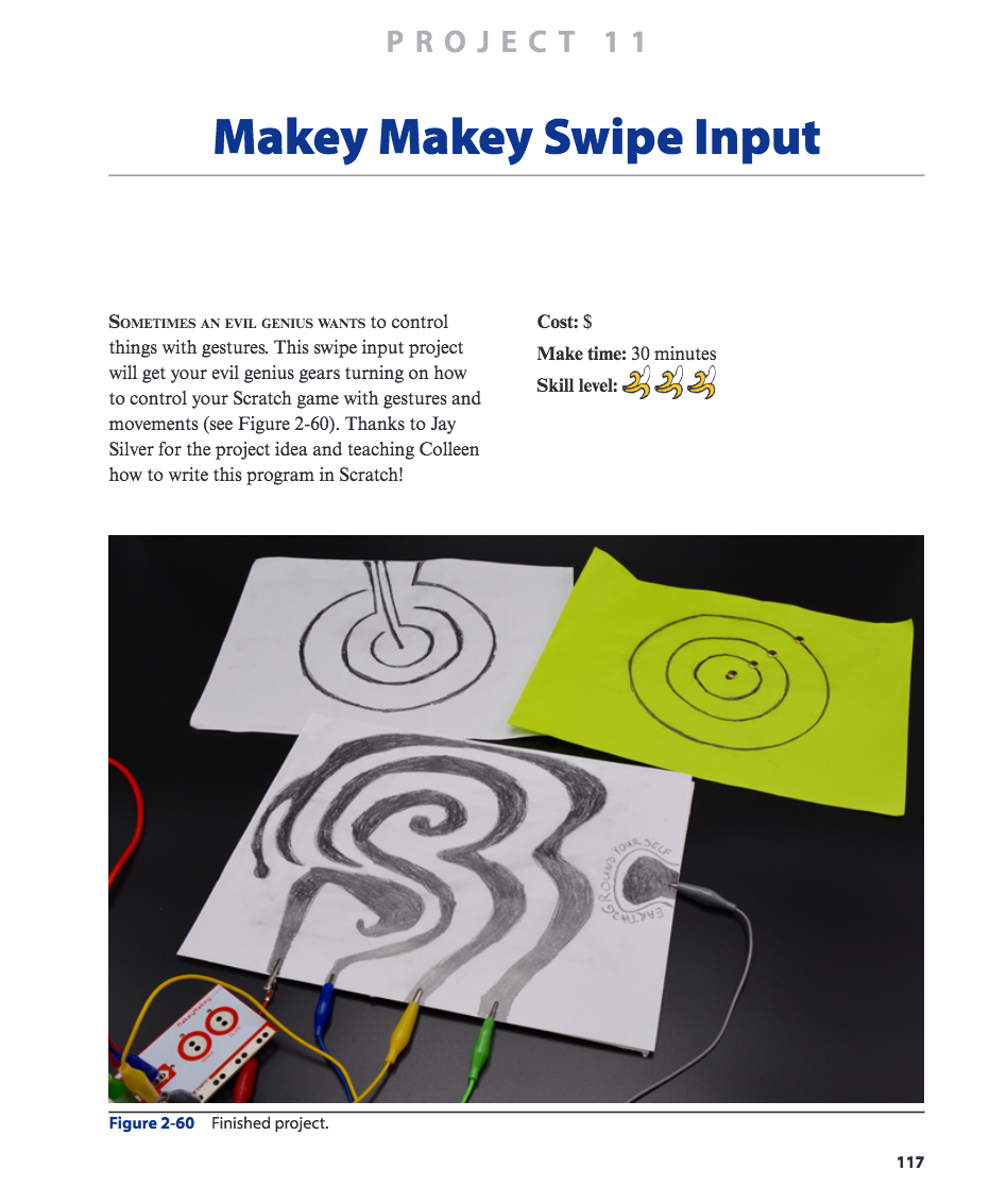 Makey Evil Genius Book Create Collaborate Innovate Electronics Projects For Dummies A Sneak Peak Videos
