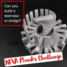Keva Planks challenge