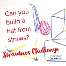Strawbees challenge