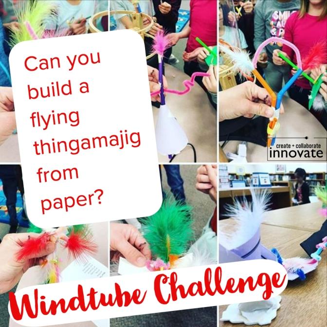 Wind Tube challenge